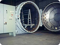 Glass Laminating Autoclave #4